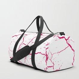 Cracked Duffle Bag