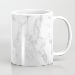 White Marble Edition 2 Coffee Mug