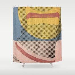 Gerald Laing's Girls 2 Shower Curtain