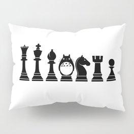 Chess Anime Character Pillow Sham