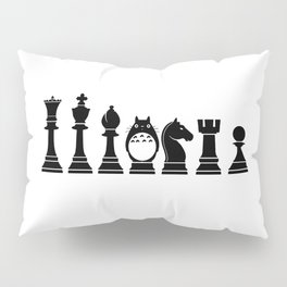 Chess Anime Character Pillow Sham