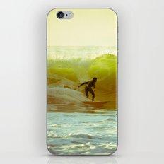 Pete's Wave iPhone & iPod Skin