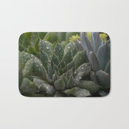 Rained on Cacti Bath Mat