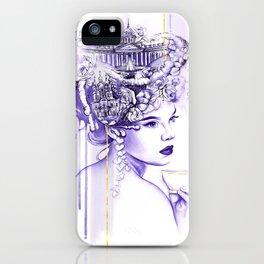 Miss Saint Petersburg iPhone Case