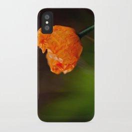 New Poppy iPhone Case