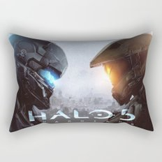 halo 5  , halo 5  games, halo 5  blanket, halo 5  duvet cover, halo 5  shower curtain, Rectangular Pillow