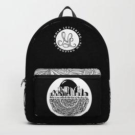 Big City Mandala Backpack