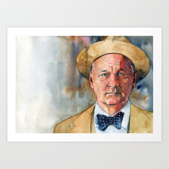 Bill Murray by robhough