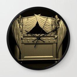 The Ark and the Cherubim Wall Clock
