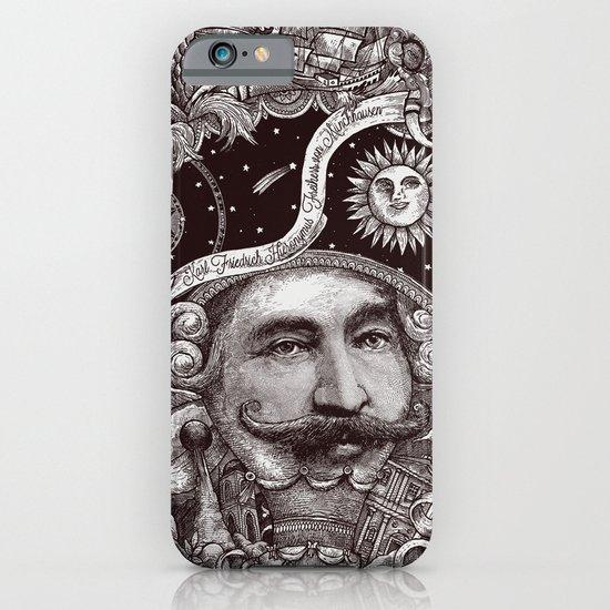 Baron von Munchausen iPhone & iPod Case