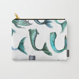 Mermaid Tails Carry-All Pouch