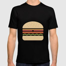 #62 Hamburger T-shirt