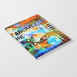 Crayon Box 2 Notebook