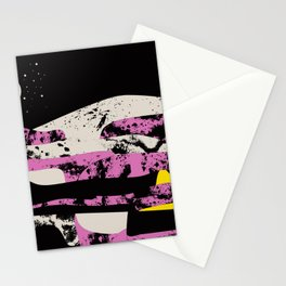 Pink Vibe 2 Stationery Cards