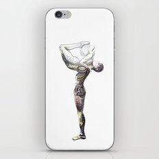 dancers iPhone & iPod Skin