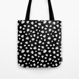 Eyeroll on Repeat Black Tote Bag