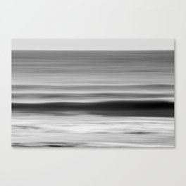 Fast wet feel (wide) Canvas Print
