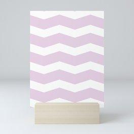Cute waves Mini Art Print