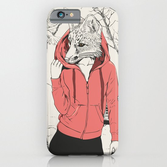 IN THE MORNING iPhone & iPod Case