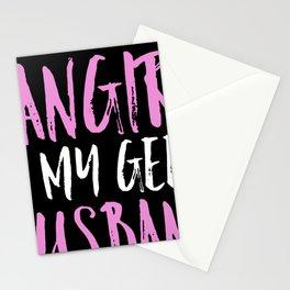 Husband Saying Stationery Cards
