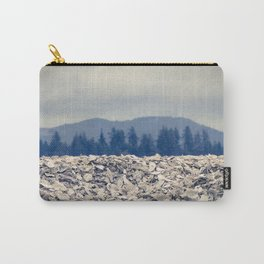 Nahcotta Oysters, Seashells, Landscape, Washington, Northwest Carry-All Pouch