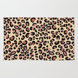 Leopard Print Baby! Rug