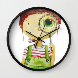 Ely Wall Clock