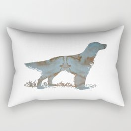 English setter Rectangular Pillow