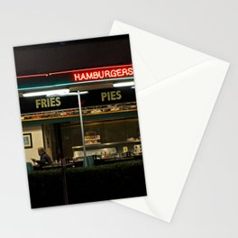 George's 50s Diner Stationery Cards