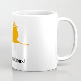 Congratulations! Baby Shower Coffee Mug