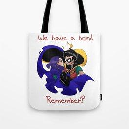RobRae Soul bound Tote Bag
