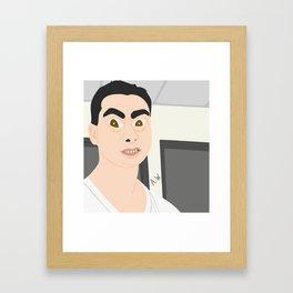 Ben Shapiro Framed Art Print
