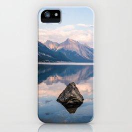 Medicine Lake iPhone Case
