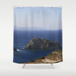 Crete, Greece 6 Shower Curtain