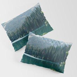 Glacier National Park II Pillow Sham