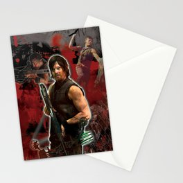 "Daryl Dixon ""In the Crossbow We Trust"" Stationery Cards"