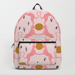trot cat Backpack