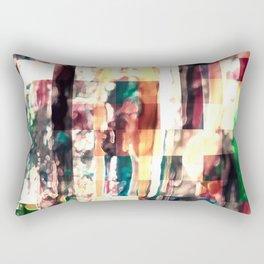 Patchwork #1 Rectangular Pillow