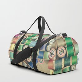 Cotton Reels Duffle Bag
