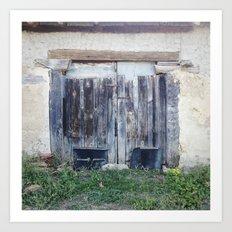 Doors of Perception 30 Art Print