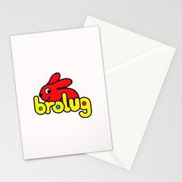 Brolug Stationery Cards