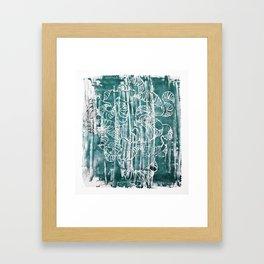 POLYCEPHALY Framed Art Print