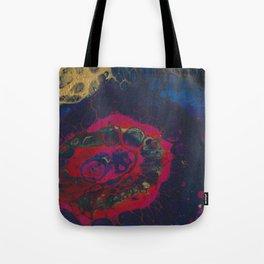 Darkened Colours Tote Bag