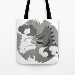 Kyin & Kyang Tote Bag