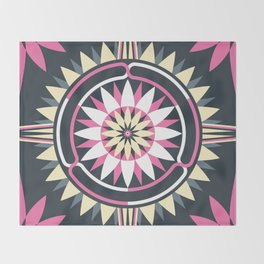 Daisy Chain Throw Blanket