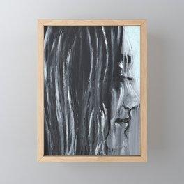 Contentment Framed Mini Art Print