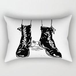 You better run Rectangular Pillow