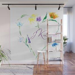 jig Wall Mural