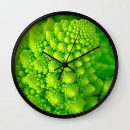 Broccosaurus Wall Clock
