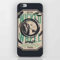 Wicked Wheel Weiß  | FFXIV iPhone & iPod Skin